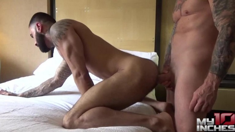 My 10 Inches Fucking Rikk York Rocco Steele & Rikk York