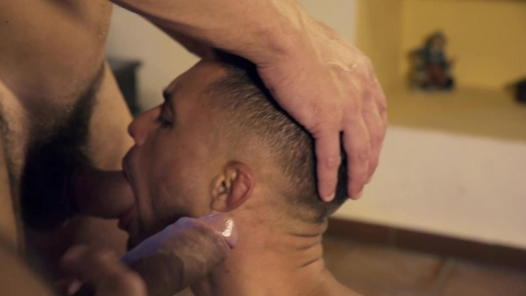 Raw Double Penetrations 07: Jam Packed (Scene 1) Andrey Vic And Patrick Dei Double Fuck Klim Gromov
