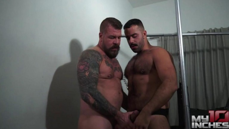 My10Inches - Rocco Steele Fucking Teddy Torres