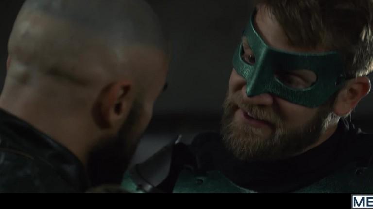 Justice League Part 2 - Colby Keller, Francois Sagat